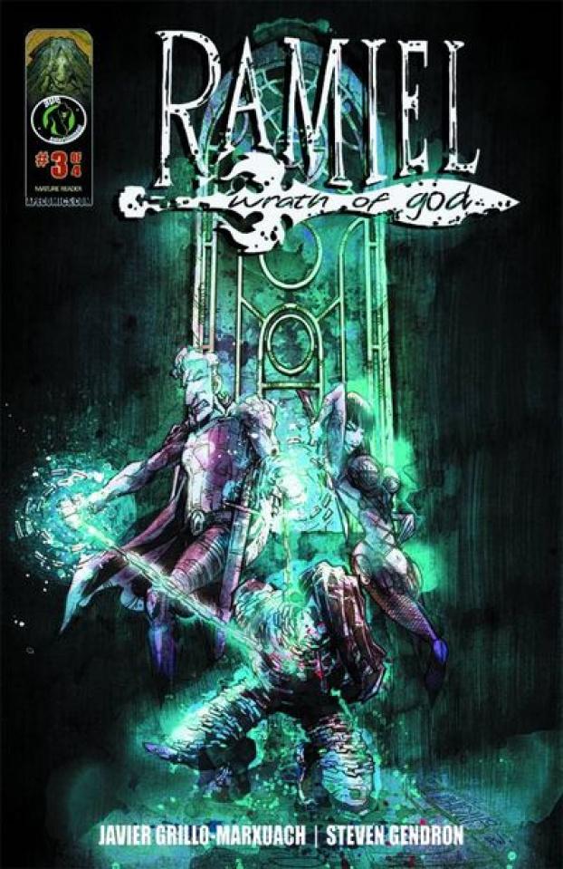 Ramiel: Wrath of God #3