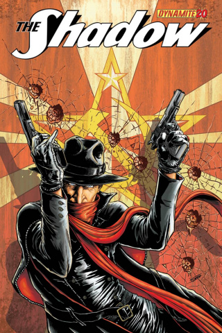 The Shadow #20 (Bolson Cover)