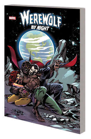Werewolf by Night Vol. 2 (Complete Collection)