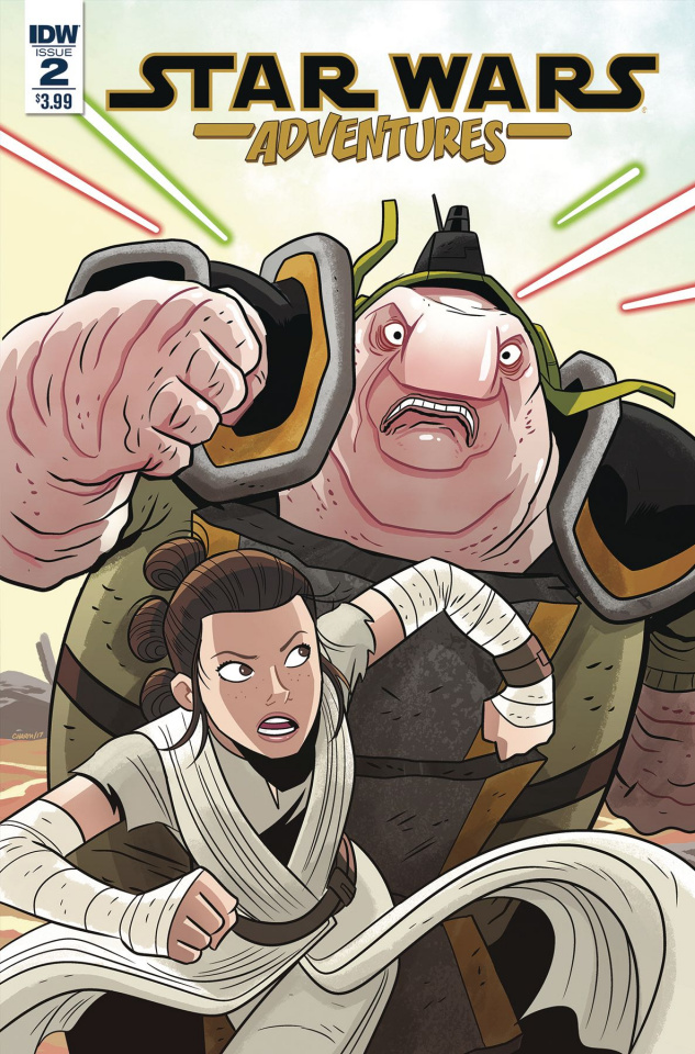 Star Wars Adventures #2 (Charm Cover)