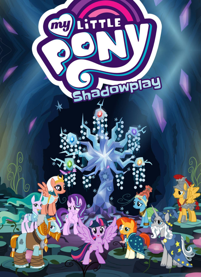 My Little Pony Vol. 14: Shadowplay