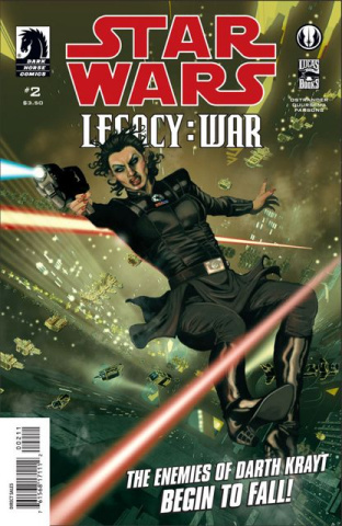 Star Wars: Legacy - War #2
