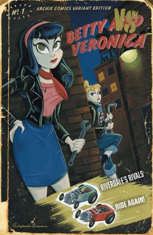 Betty & Veronica #1 (Stephanie Buscema Cover)
