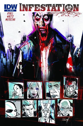 Infestation: Outbreak #1