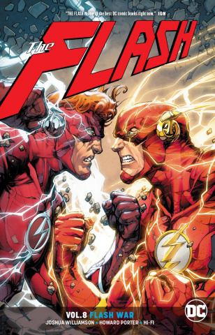 The Flash Vol. 8: Flash War