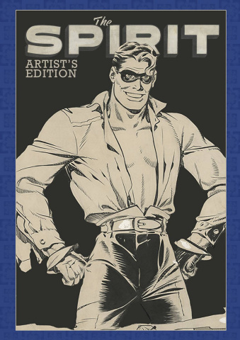 Will Eisner' The Spirit Artist Edition Vol. 2