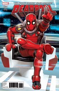Deadpool #30 (Nakayama Cover)