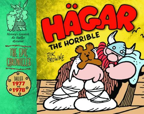 Hagar the Horrible: 1977 to 1978