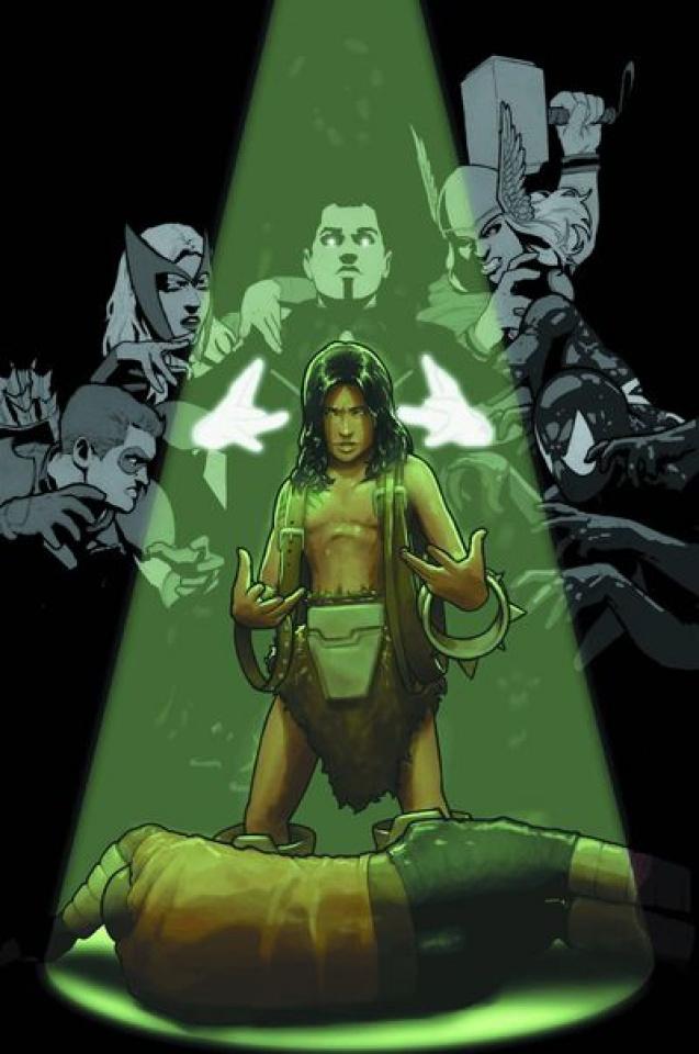 Dark Avengers #179