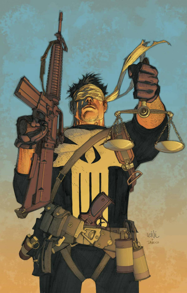 Punisher: The Trial of Punisher #1
