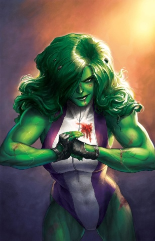 Totally Awesome Hulk #4 (WOP Cover)