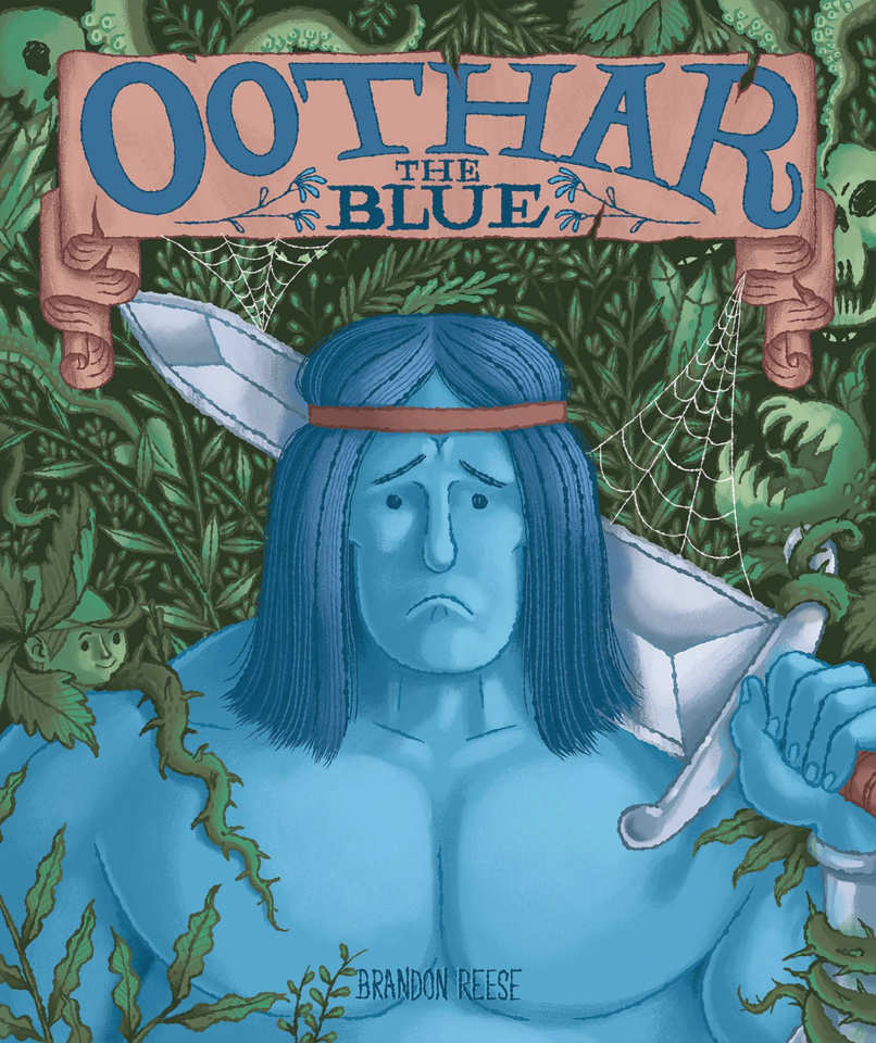Oothar, the Blue