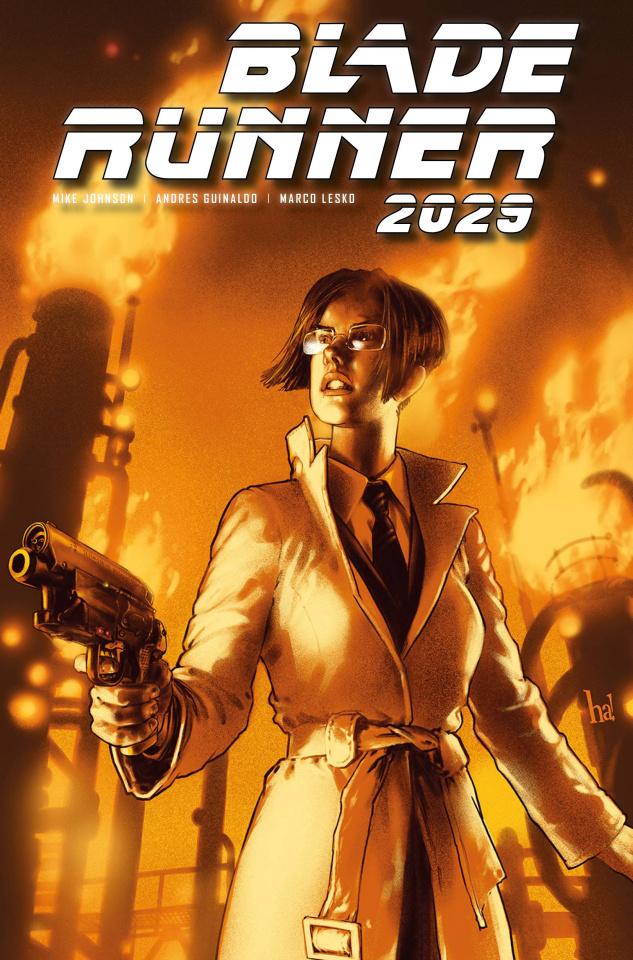 Blade Runner 2029 #6 (Strips Cover)