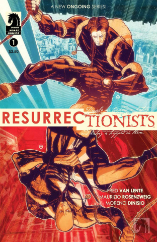 The Resurrectionists #1
