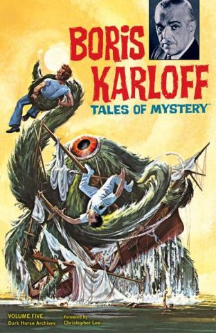 Boris Karloff: Tales of Mystery Vol. 5