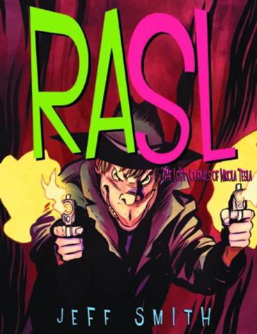 RASL Vol. 4: The Lost Journals of Nikola Tesla