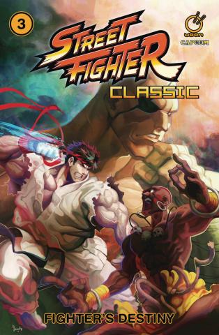 Street Fighter Classic Vol. 3: Fighter's Destiny
