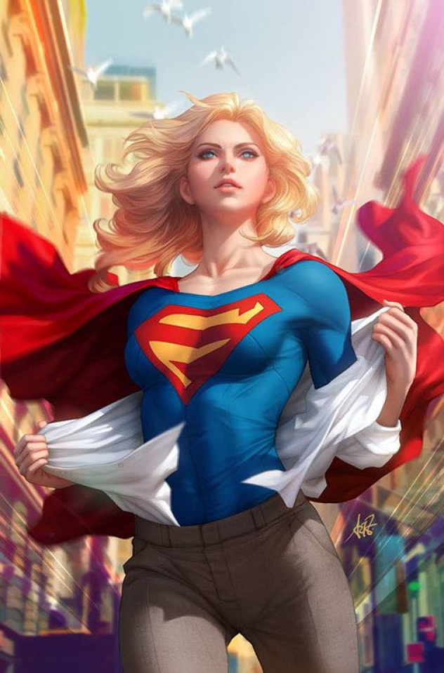 Supergirl #15 (Variant Cover)