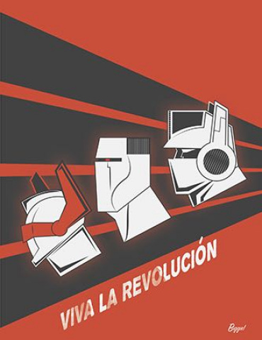 Revolution (Direct Market Editoin)