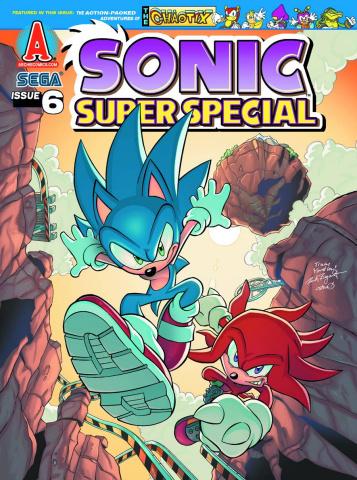 Sonic: Super Special Magazine #6