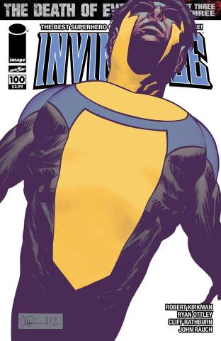 Invincible #100 (Adlard Cover)
