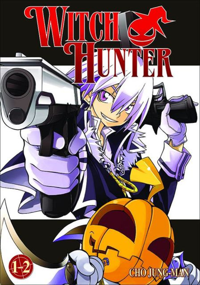 Witch Hunter Collection Vol. 1: Books 1-2