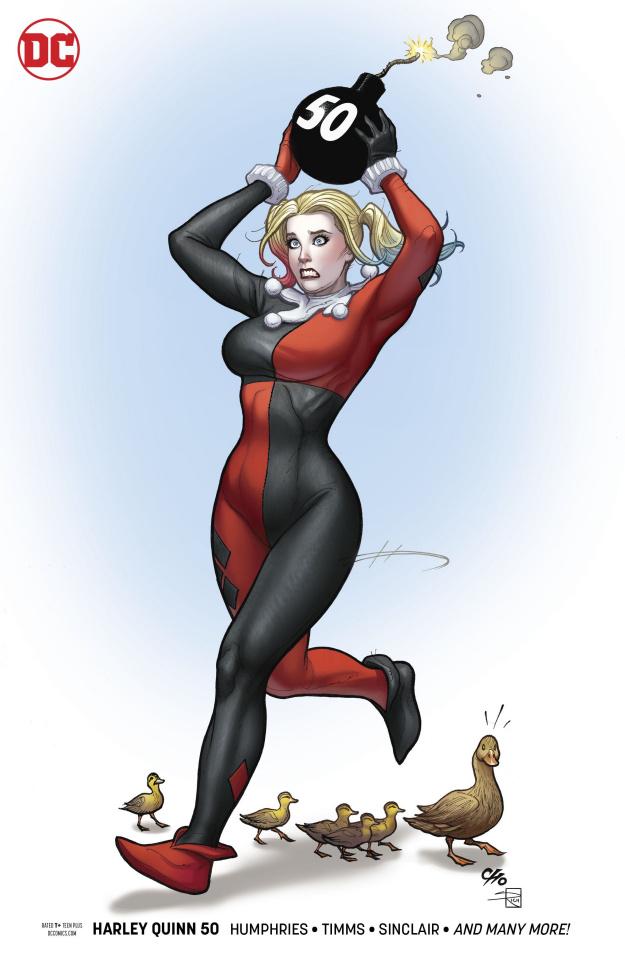 Harley Quinn #50 (Variant Cover)