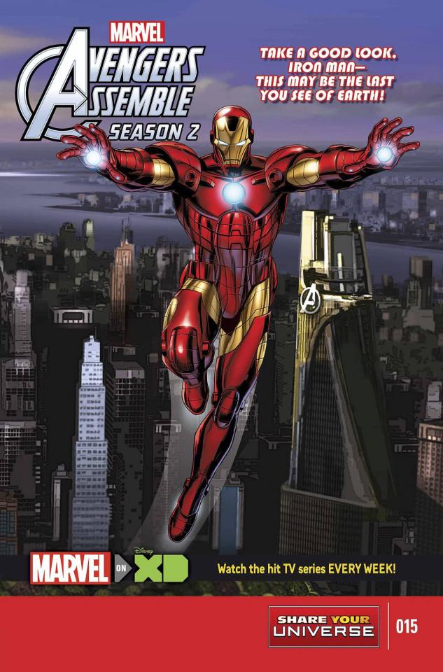 Marvel Universe: Avengers Assemble, Season Two #15