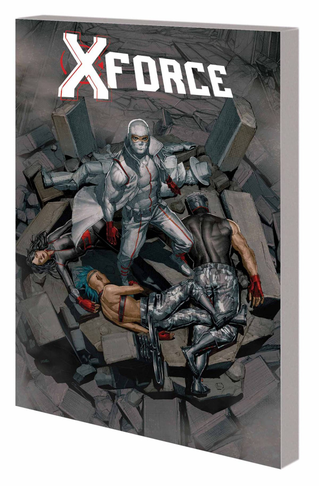 X-Force Vol. 3: Ends and Means