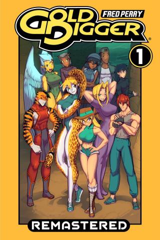 Gold Digger Vol. 1 (Remastered Omnibus)