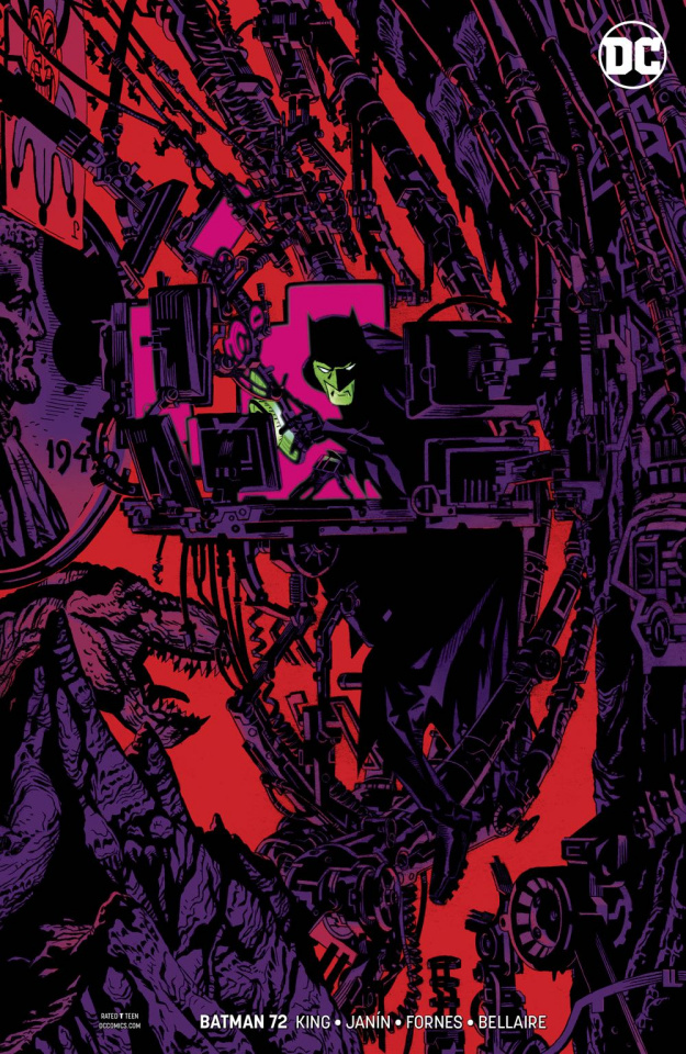 Batman #72 (Variant Cover)