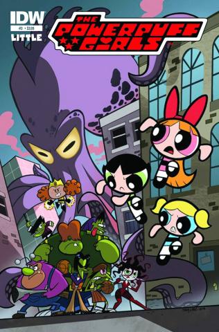 The Powerpuff Girls #3
