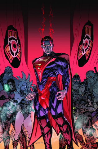 Injustice: Gods Among Us, Year Five Vol. 1