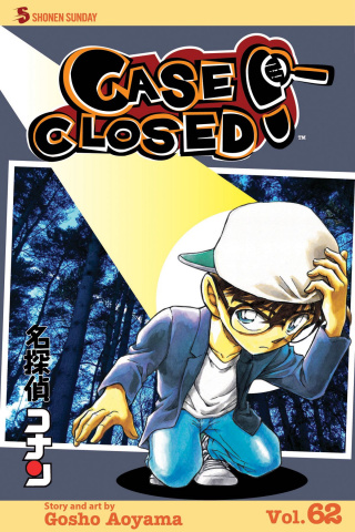 Case Closed Vol. 62