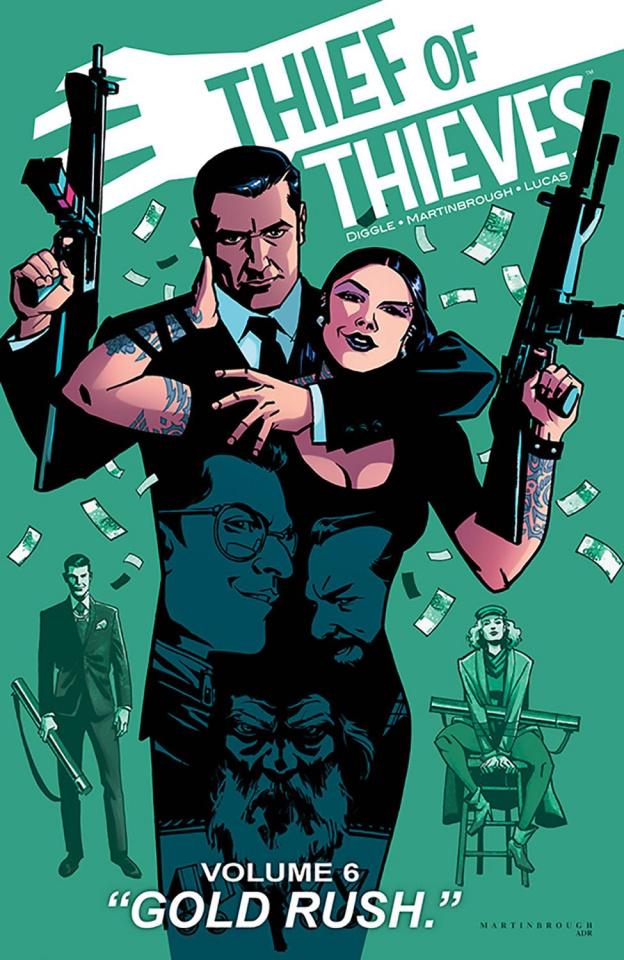Thief of Thieves Vol. 6
