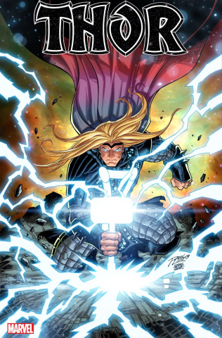 Thor #1 (Ron Lim Cover)