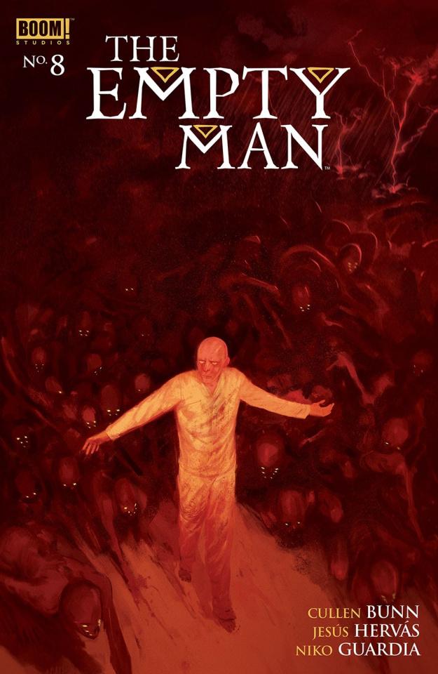 Empty Man #8