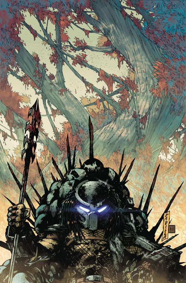 Predator: Hunters II #2 (Padilla Cover)