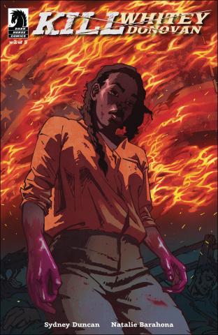 Kill Whitey Donovan #2 (Barahona Cover)