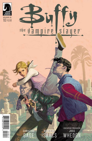 Buffy the Vampire Slayer, Season 10 #10