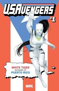 U.S.Avengers #1 (Reis Puerto Rico Cover)