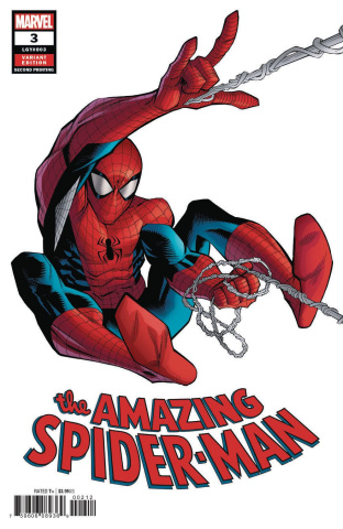 The Amazing Spider-Man #3 (Ottley 2nd Printing)