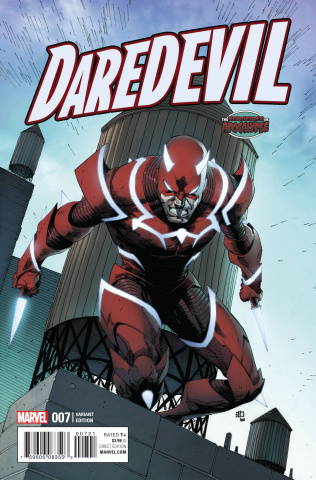 Daredevil #7 (Pham AoA Cover)