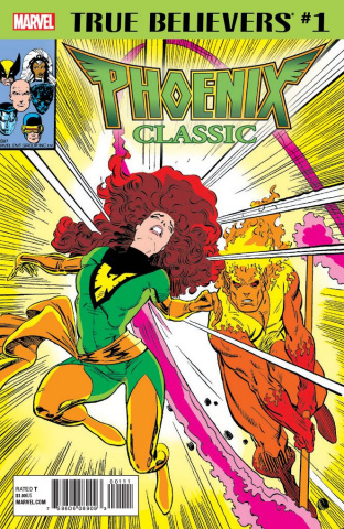 Phoenix Classic #1 (True Believers)