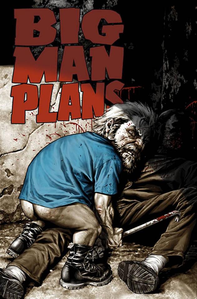 Big Man Plans #1 (30 Copy Bermejo Cover)