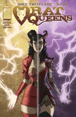 Rat Queens #25 (Upchurch Cover)
