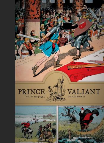 Prince Valiant Vol. 9: 1953-1954