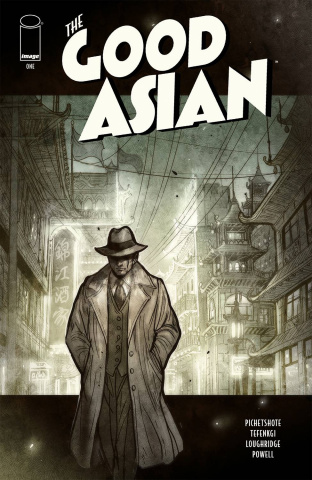 The Good Asian #1 (Takeda Cover)