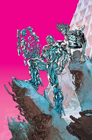 Cyborg #14 (Variant Cover)