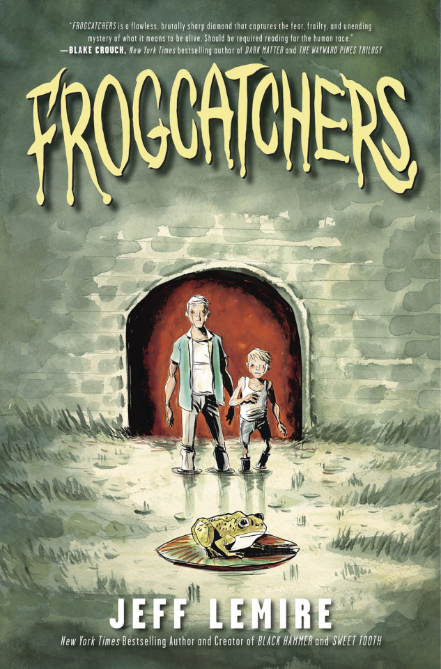 Frogcatchers